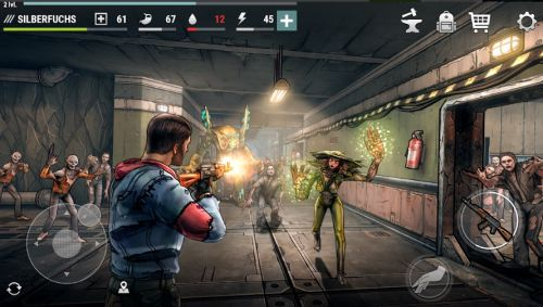Dark Days: Zombie Survival [Mod] – Menu