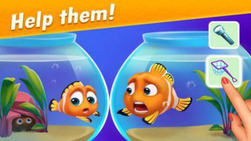 Fishdom [Mod] – Vô Hạn Tiền