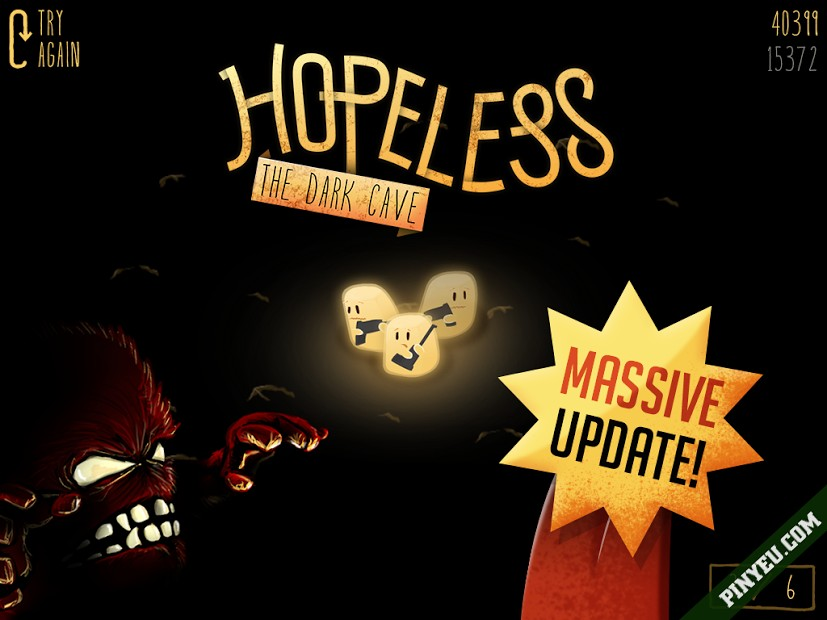Hopeless: The Dark Cave [Mod] – Mở Khóa