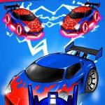 Merge Battle Car [Mod] - Vô Hạn Tiền