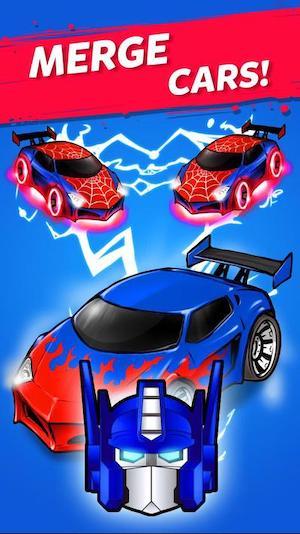 Merge Battle Car [Mod] – Vô Hạn Tiền