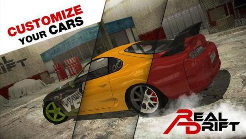 Real Drift Car Racing [Mod] – Vô Hạn Tiền