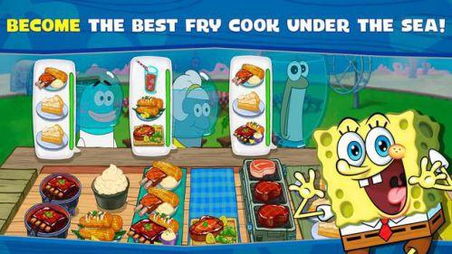 SpongeBob: Krusty Cook-Off [Mod] – Vô Hạn Tiền