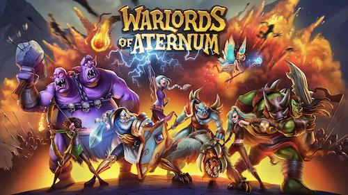 Warlords of Aternum [Mod] – Sát thương, Máu