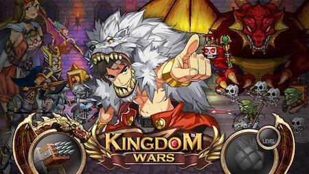 Kingdom Wars [Mod] – Vô Hạn Tiền