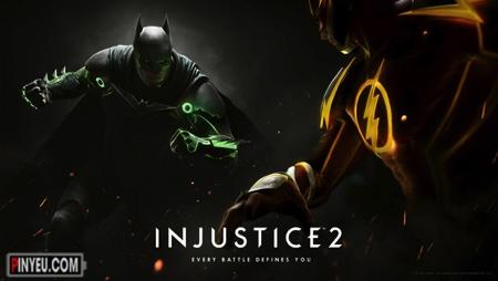 Injustice 2 [Mod] – Sát thương, Kỹ Năng
