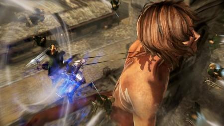 Attack On Titan Offline MultiPlayer [Mod] – Vô Hạn Tiền