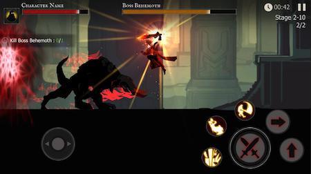 Shadow of Death: Dark Knight [Mod] – Vô Hạn Tiền