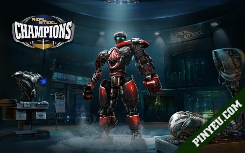 Real Steel Boxing Champions [Mod] – Mua Sắm