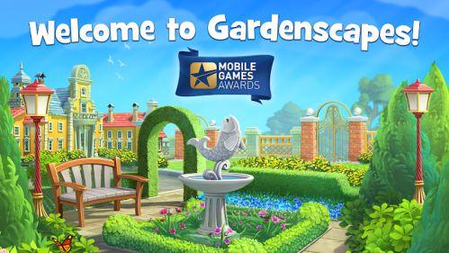 Gardenscapes [Mod] – Vô Hạn Tiền và Sao