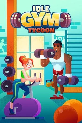 Idle Fitness Gym Tycoon [Mod] – Vô Hạn Tiền