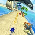 Sonic Dash [Mod] - Vô Hạn Tiền và Rings