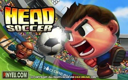 Head Soccer [Mod] – Vô Hạn Tiền