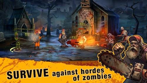Zero City: Zombie Shelter Survival [Mod] – One Hit