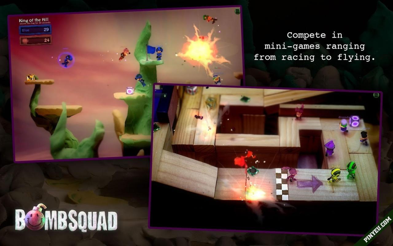 BombSquad [Mod] – Mở Khóa
