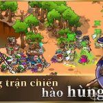 Crazy Defense Heroes [Mod] - Vô Hạn Tài Nguyên