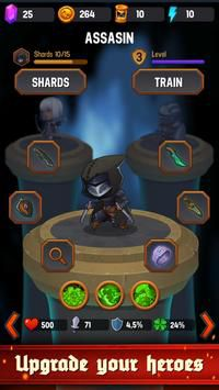 Dungeon: Age of Heroes [Mod] – Vô Hạn Tiền, Kim Cương