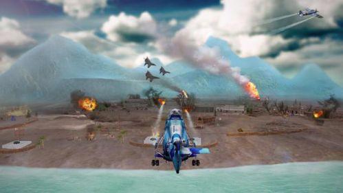Gunship Strike 3D [Mod] – Vô Hạn Tiền