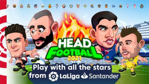 Head Football LaLiga 2021 [Mod] – Vô Hạn Tiền