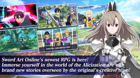 Sword Art Online: Alicization Rising Steel [Mod] – Menu, Sát thương