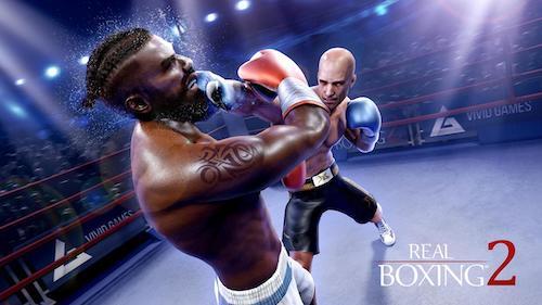 Real Boxing 2 [Mod] – Vô Hạn Tiền