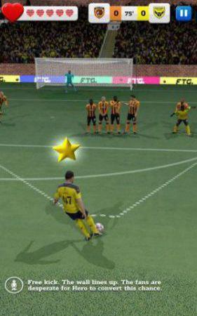 Score! Hero 2 [Mod] – Vô Hạn Lives