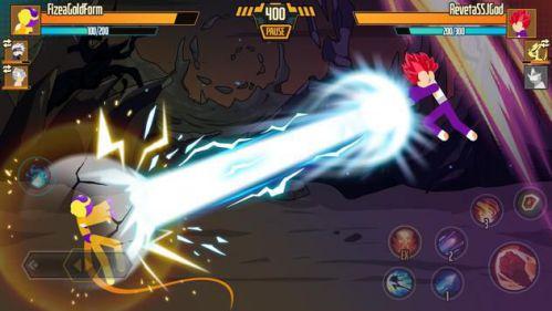 Stickman Dragon Fight – Chiến Binh Rồng Thiêng [Mod] – Mua Sắm