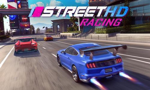 Street Racing HD [Mod] – Mở Khóa