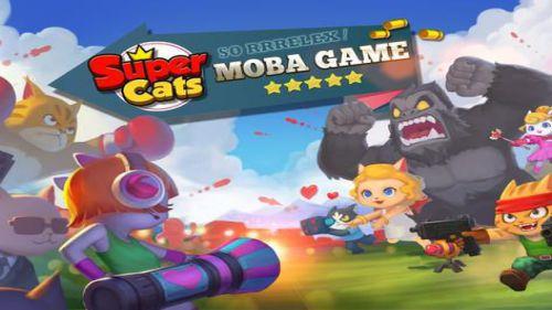 Super Cats [Mod] – Kẻ Địch Không Tấn Công