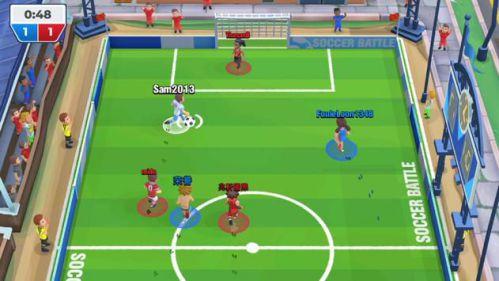 Trận bóng đá – Soccer Battle [Mod] – Vô Hạn Tiền, Mở Khóa