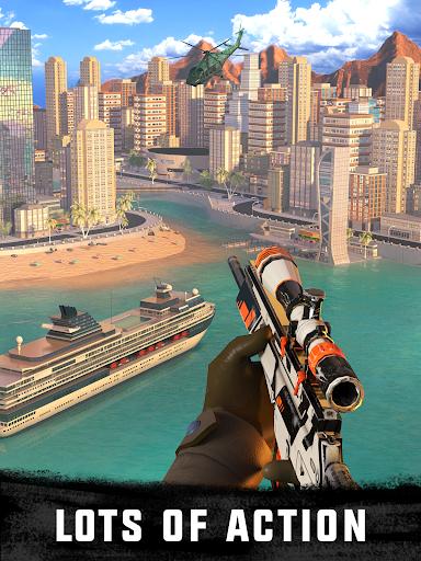 Sniper 3D Assassin [Mod] – Vô Hạn Tiền
