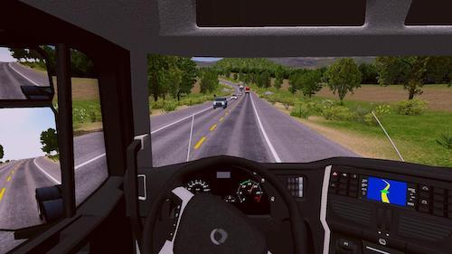 World Truck Driving Simulator [Mod] – Vô Hạn Tiền
