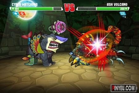 Mutant Fighting Cup 2 [Mod] – Vô Hạn Tiền