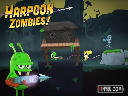 Zombie Catchers [Mod] – Vô Hạn Tiền
