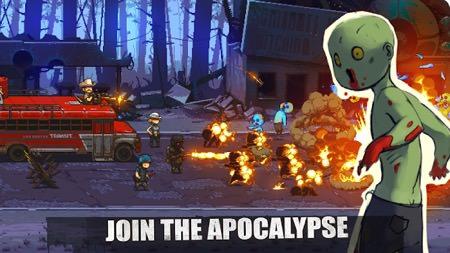 Dead Ahead: Zombie Warfare [Mod] – Menu