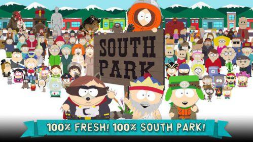 South Park: Phone Destroyer [Mod] – Vô Hạn Năng Lượng, 1 Hit