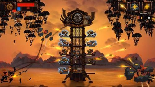 Steampunk Tower 2 [Mod] – Vô Hạn Kim Cương, Tiền