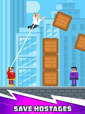 The Superhero League [Mod] – Không Quảng Cáo