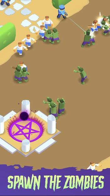 Zombie City Master – Zombie Game [Mod] – Vô Hạn Não