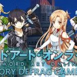 SWORD ART ONLINE: Memory Defrag [Mod] - God Mode