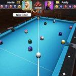 3D Pool Ball [Mod] - Đường Kẻ Dài