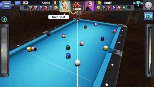 3D Pool Ball [Mod] – Đường Kẻ Dài