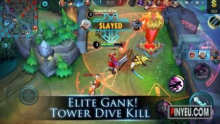Mobile Legends: Bang bang [Mod] – MAP