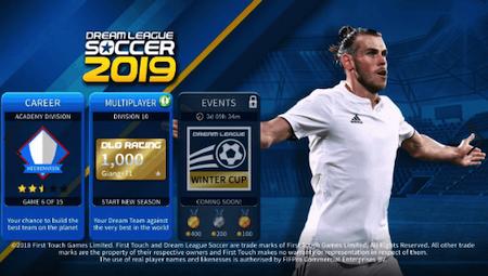 Dream League Soccer [Mod] – Vô Hạn Tiền