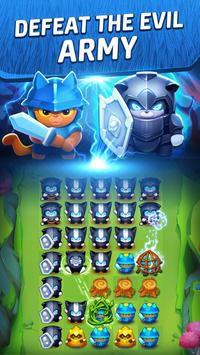 Cat Force – Free Puzzle Game [Mod] – Vô Hạn Năng Lượng, Tiền
