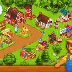 Farm Town: Happy Farming Day [Mod] - Vô Hạn Tiền