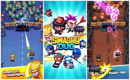 Smashy Duo [Mod] – Vô Hạn Tiền