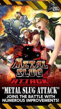 METAL SLUG ATTACK [Mod] – AP Vô Hạn