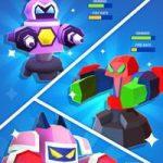 Merge Tower Bots [Mod] - Vô Hạn Kim Cương