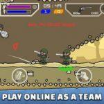 Doodle Army 2: Mini Militia [Mod] - Vô Hạn Lựu Đạn